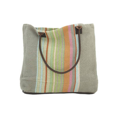 $49.20 (reg $82) Gracious Style Stone Soup Woven Cotton Tote Bag