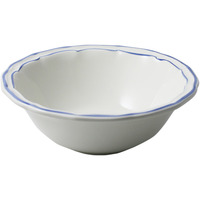Filet Bleu Cereal Bowl Xl 7 In Dia - 10 Oz - H 2 1/2 In | Gracious Style