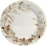 Sologne Dinner Plate 10 3/4 In Dia | Gracious Style