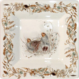 Sologne Large Square Candy Tray 6 3/4 In Sq | Gracious Style
