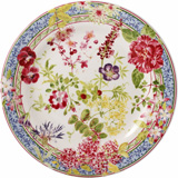 Millefleurs Dessert Plate 8 2/3 In Dia | Gracious Style