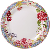 Millefleurs Dinner Plate 10 3/4 In Dia | Gracious Style