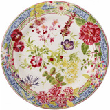 Millefleurs Cake Platter 12 In Dia | Gracious Style