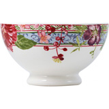 Millefleurs Bowls 5 In Dia - 13 1/3 Oz, Set of 2 | Gracious Style