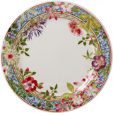 Millefleurs Coasters 5 In Dia, Set Of 2 | Gracious Style