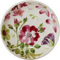 Millefleurs Mini Dishes 3 2/3 In Dia, Set Of 2 | Gracious Style