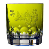 Springtime Yellow/Green Double Old Fashioned | Gracious Style