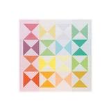 Origami Multico Napkin Square 21 in | Gracious Style