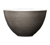 Hemisphere Platinum Maxi Bowl 17.5 oz 5 in Round | Gracious Style