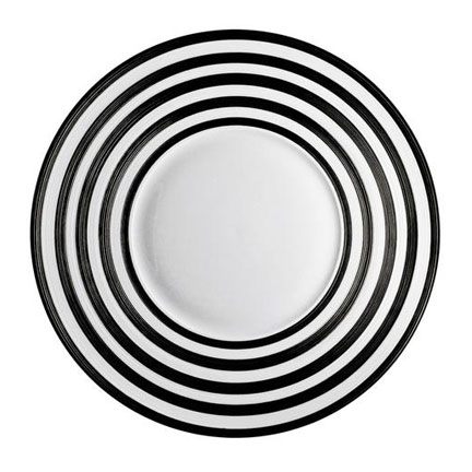 Hemisphere Vinyl Stripe Dinnerware