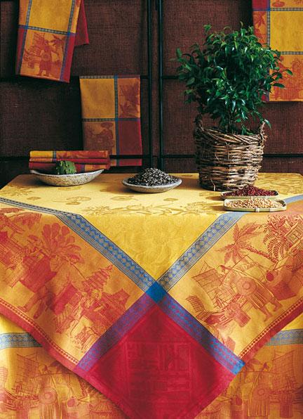 le jacquard francais table linens gracious style blog. Black Bedroom Furniture Sets. Home Design Ideas