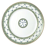Allee Royale Dinner Plate 10.5 in Round | Gracious Style