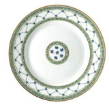 Allee Royale Salad Plate 7.75 in Round | Gracious Style