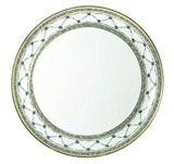 Allee Royale Flat Cake Plate 12.25 in Round | Gracious Style