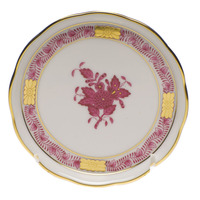 Chinese Bouquet Raspberry Coaster 4
