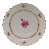 Chinese Bouquet Raspberry Service Plate  11