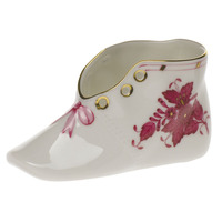 Chinese Bouquet Raspberry Baby Shoe  4.5
