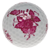 Chinese Bouquet Raspberry Golf Ball 1.75