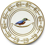 Or Des Airs Buffet Plate #1 11.5 in Round | Gracious Style