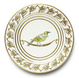 Or Des Airs Buffet Plate #4 11.5 in Round | Gracious Style
