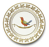 Or Des Airs Buffet Plate #5 11.5 in Round | Gracious Style