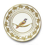 Or Des Airs Buffet Plate #6 11.5 in Round | Gracious Style