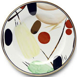 Renouveau Russe Buffet Plate 11.5 in Round | Gracious Style