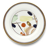 Renouveau Russe Dessert Plate 8.25 in Round | Gracious Style