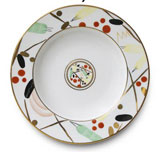 Renouveau Russe Soup Plate 8.5 in Round | Gracious Style
