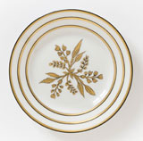 Or Des Airs/Mers Bread and Butter Plate 6 in Round | Gracious Style