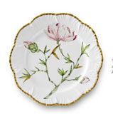 Magnolia Dessert Plate 8.5 in Round | Gracious Style