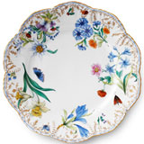 Belle Saisons Winter Dinner Plate 10.25 in Round | Gracious Style