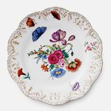 Belles Saisons Dessert Plate 8.5 in Round | Gracious Style