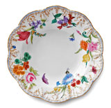 Belle Saisons Soup Plate 8.5 in Round | Gracious Style