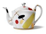 Renouveau Russe Teapot   Gracious Style