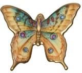 Flights of Fancy Butterfly #2 2.25 in x 2.5 in | Gracious Style
