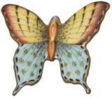 Flights of Fancy Butterfly # 4 2.25 in x 2.5 in | Gracious Style