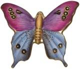 Flights of Fancy Butterfly #5 2.25 in x 2.5 in | Gracious Style