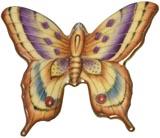 Flights of Fancy Butterfly #6 2.25 in x 2.5 in | Gracious Style
