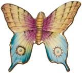 Flights of Fancy Butterfly # 8 2.25 in x 2.5 in | Gracious Style
