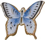 Flights of Fancy Butterfly # 10 2.25 in x 2.5 in | Gracious Style