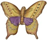 Flights of Fancy Butterfly # 12 2.25 in x 2.5 in | Gracious Style