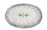 Burano Large Oval Platter  20.25