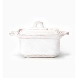 Bellezza White Square Oven Casserole | Gracious Style