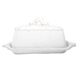 Bellezza White Butter Dish | Gracious Style