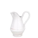 Bellezza White Small Pitcher | Gracious Style