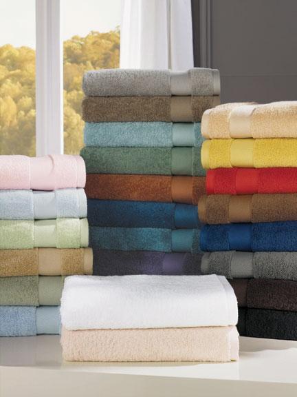 Sferra Bello Cotton Bath Towels in 24 Colors