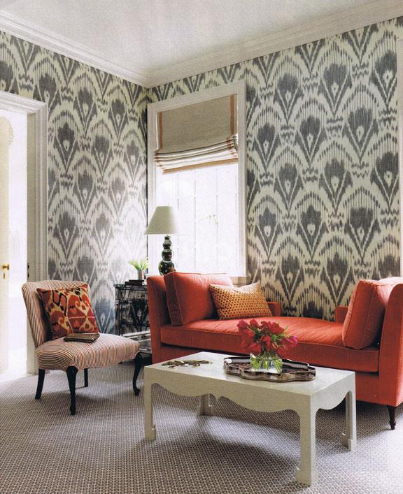Bedroom by Christina Murphy. Photo by Jonny Valiant for House Beautiful.