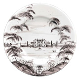 Country Estate Flint Dinner Plate Main House | Gracious Style