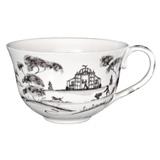 Country Estate Flint Tea/Coffee Cup Garden Follies | Gracious Style